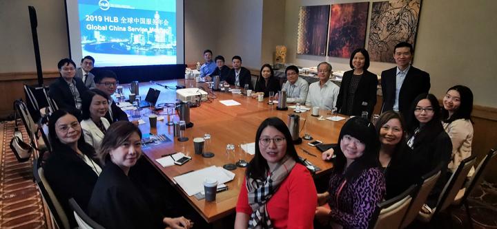 Lösungen schaffen - HLB Asia Pacific Conference