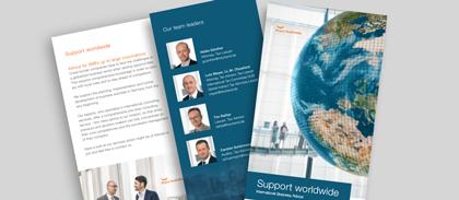 Broschüre International Business Advice