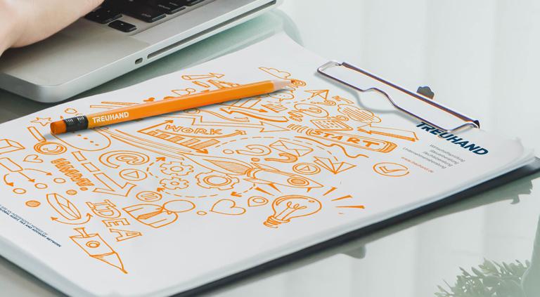 Scribbeln - Tipps gegen langweilige Meetings