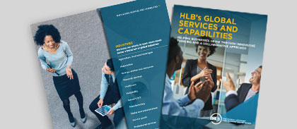 HLB - Global services & capabilites