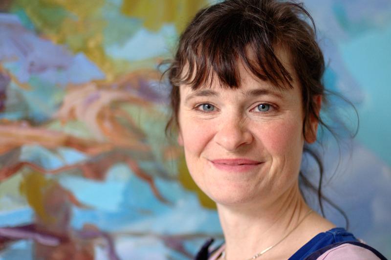 Katharina Ismer - Portrait