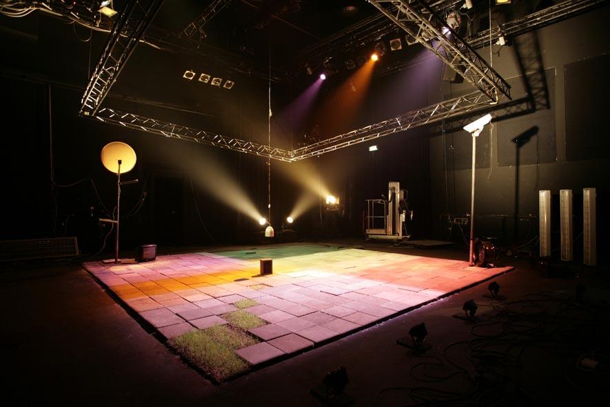 Blauwgrijs - Konzert BOSMOS - Theater Machinefabriek Groningen - 2008