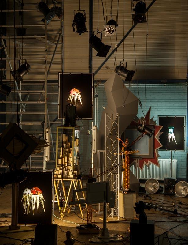 Concrete Jungle - BOSMOS - Theater De Lieve Vrouw Amersfoort - 2013